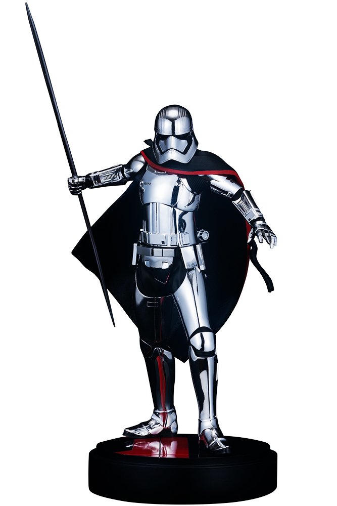 Statuette Star Wars Rogue One ARTFX Captain Phasma 42cm 1001 Figurines