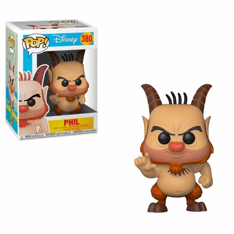 Figurine Hercule Funko Pop Disney Phil 9cm Funko Pop