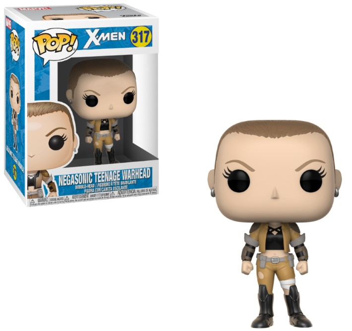 Figurine X-Men Funko POP! Marvel Negasonic 9cm 1001 Figurines