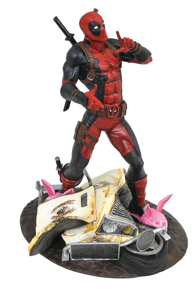 Statuette Marvel Gallery Taco Truck Deadpool 25cm
