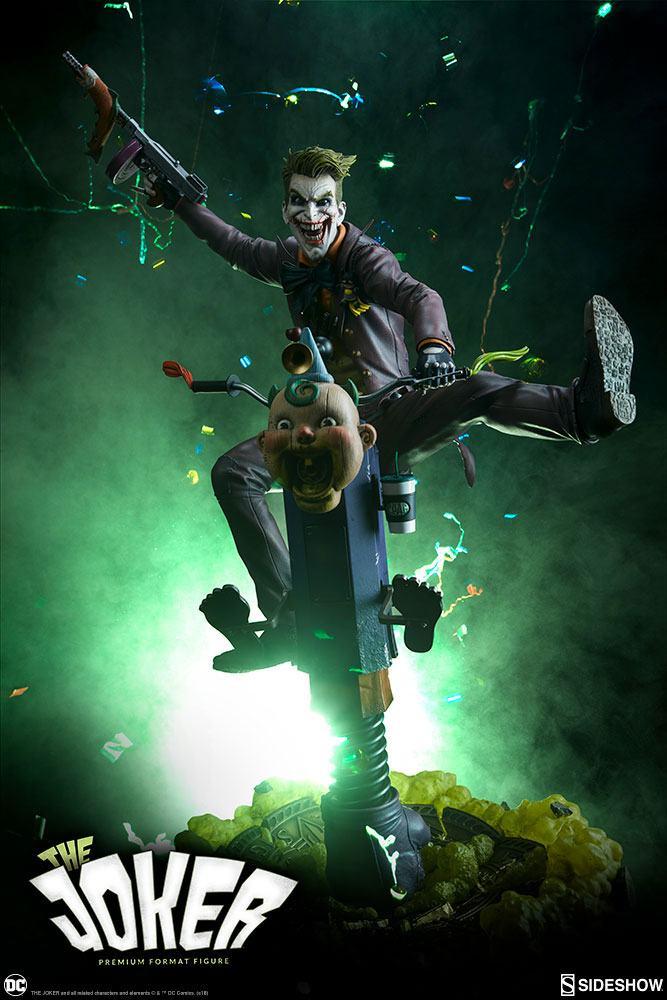 Statue DC Comics Premium Format The Joker 63cm 1001 Figurines