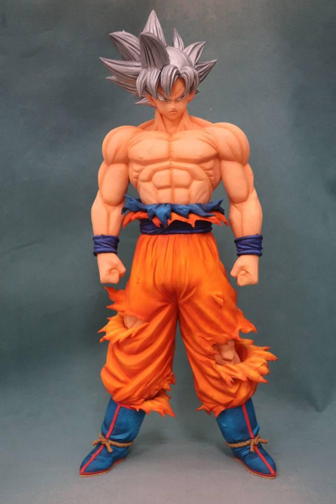 Figurine Dragon Ball Z Grandista Resolution of Soldiers Son Goku #3 28cm 1001 Figurines