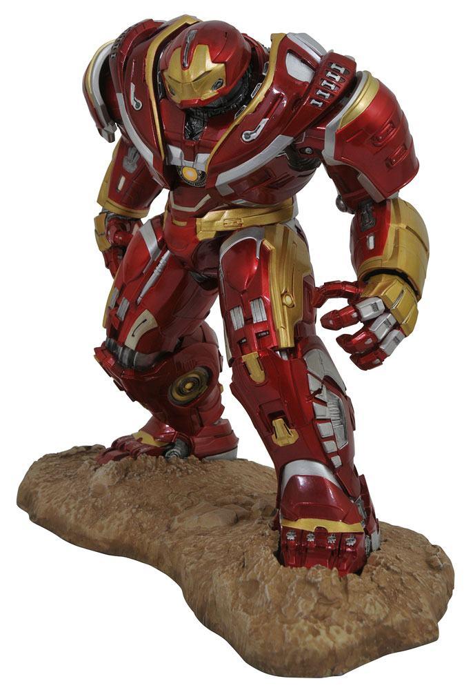 Statuette Avengers Infinity War Marvel Milestones Hulkbuster 41cm 1001 Figurines