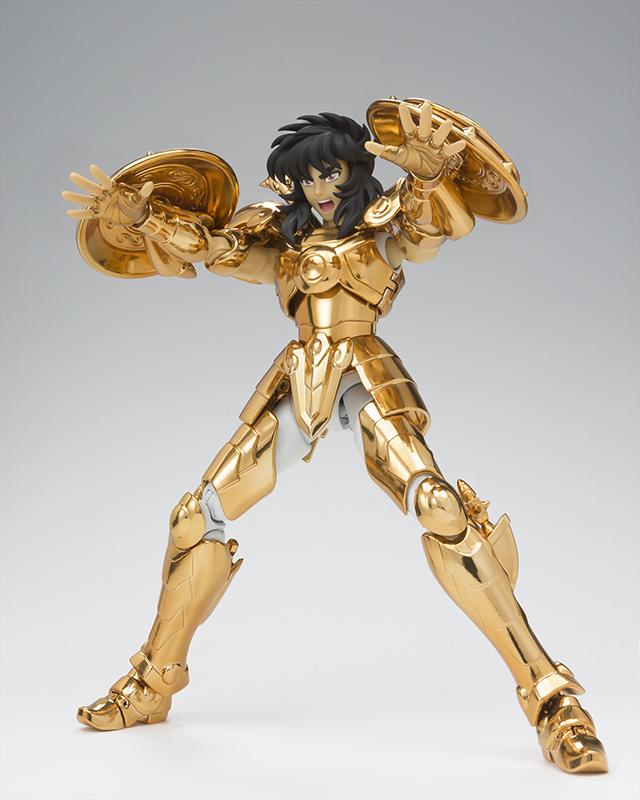 Figurine Saint Seiya Myth Cloth Myth Cloth EX Dohko de la Balance et vieux maître OCE 1001 Figurines 4