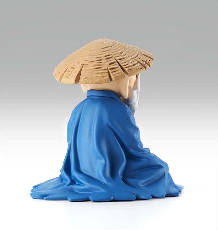 Figurine Saint Seiya Myth Cloth Myth Cloth EX Dohko de la Balance et vieux maître OCE 1001 Figurines 7