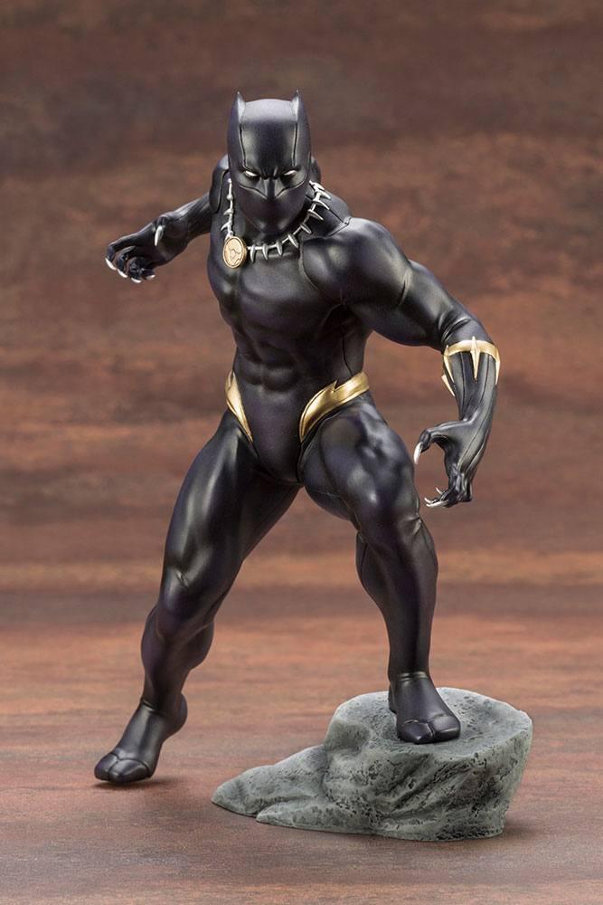 Statuette Marvel ARTFX+ Black Panther 17cm