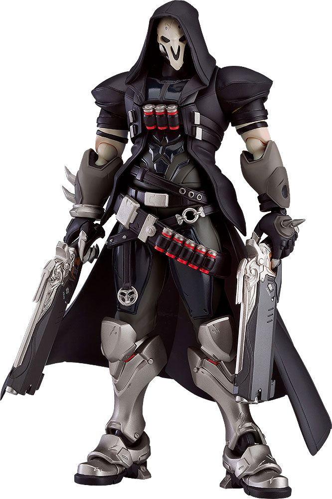 Figurine Figma Overwatch Reaper 16cm 1001 Figurines
