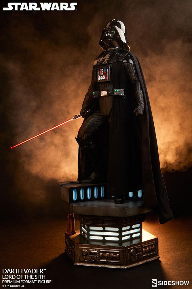 Statue Star Wars Episode VI Premium Format Darth Vader Lord of the Sith 67cm 1001 Figurines