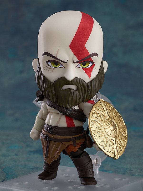 Figurine Nendoroid God of War Kratos 10cm 1001 Figurines