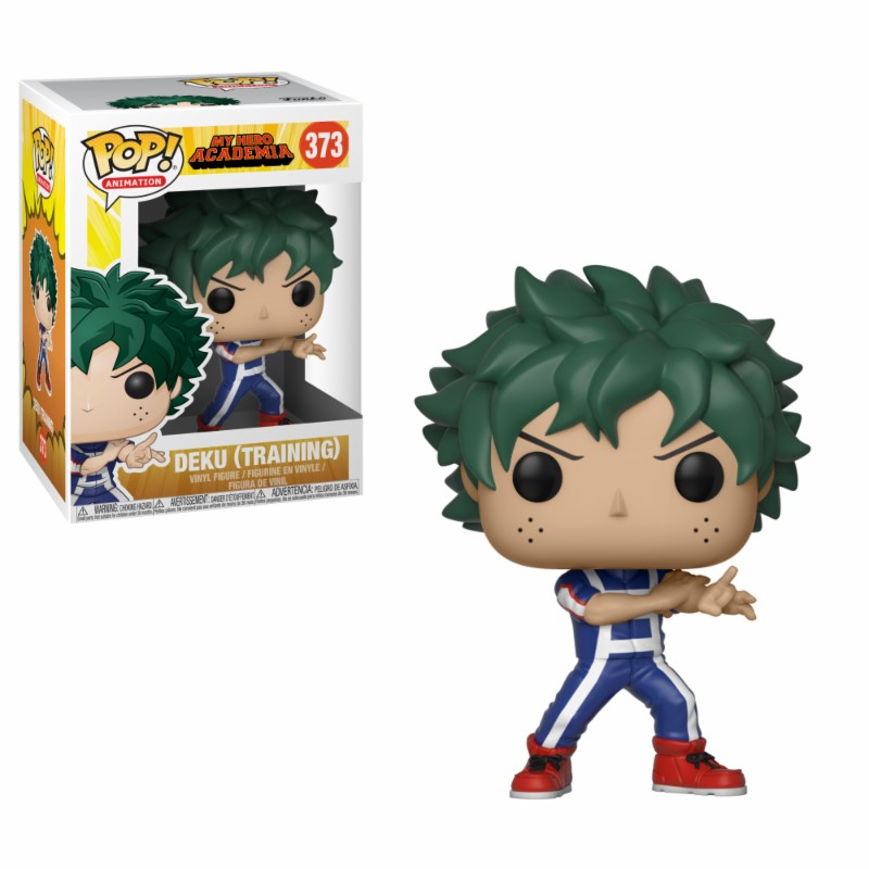 Figurine My Hero Academia Funko POP! Deku Training 9cm 1001 Figurines