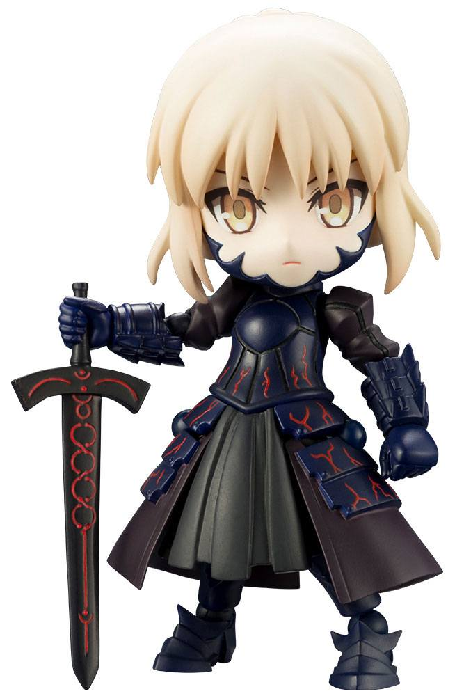 Figurine Cu-Poche FateGrand Order Saber  Altria Pendragon Casual Ver. 11cm 1001 Figurines