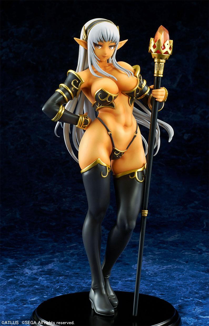 Statuette Dragon's Crown The Dark Elf Beastmaster 30cm 1001 Figurines
