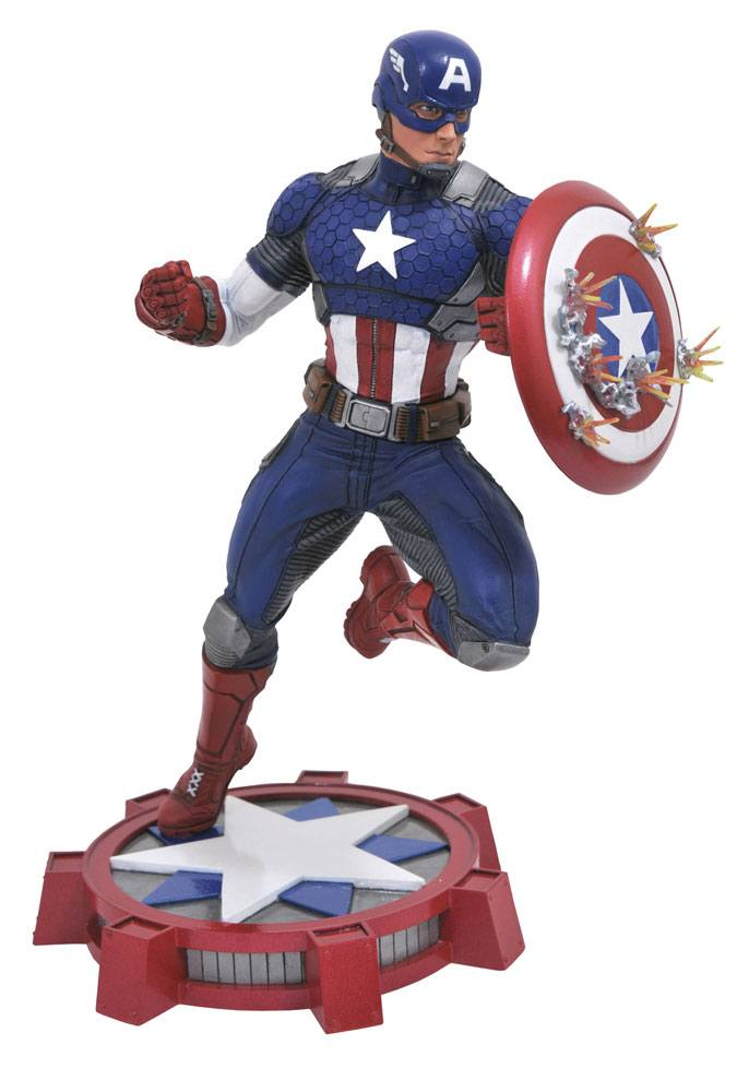 Statuette Marvel NOW! Marvel Gallery Captain America 23cm 1001 Figurines