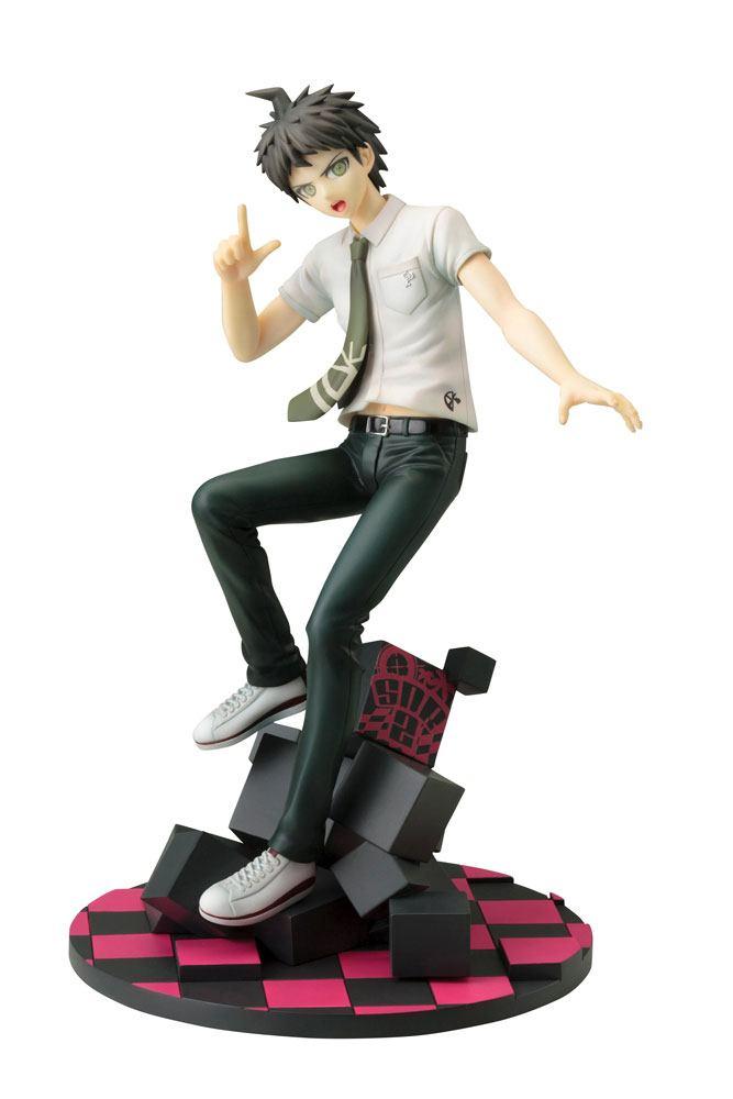 Statuette Super Danganronpa 2 ARTFX J Hajime Hinata 21cm 1001 Figurines