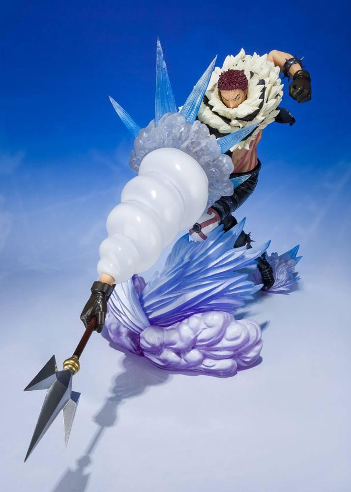 Statuette One Piece Figuarts ZERO OCharlotte Katakuri Mochi Tsuki 16cm 1001 Figurines