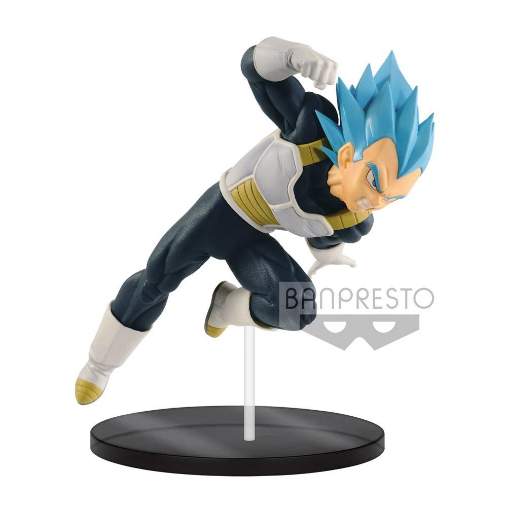 Figurine Dragon Ball Super Ultimate Soldiers Super Saiyan God Super Saiyan Vegeta 18cm