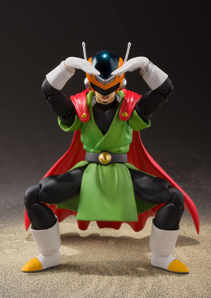 Figurine Dragon Ball Z S.H. Figuarts Great Saiyaman 15cm 1001 Figurines