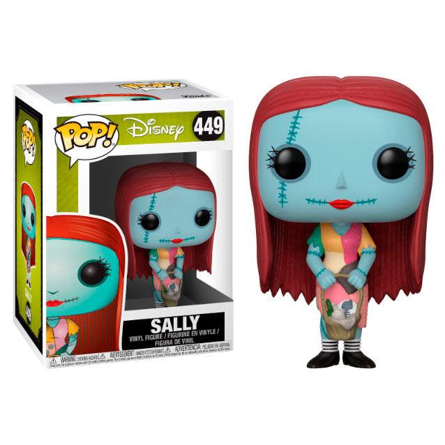 Figurine L´étrange Noël de Mr. Jack Funko POP! Sally 9cm 1001 Figurines