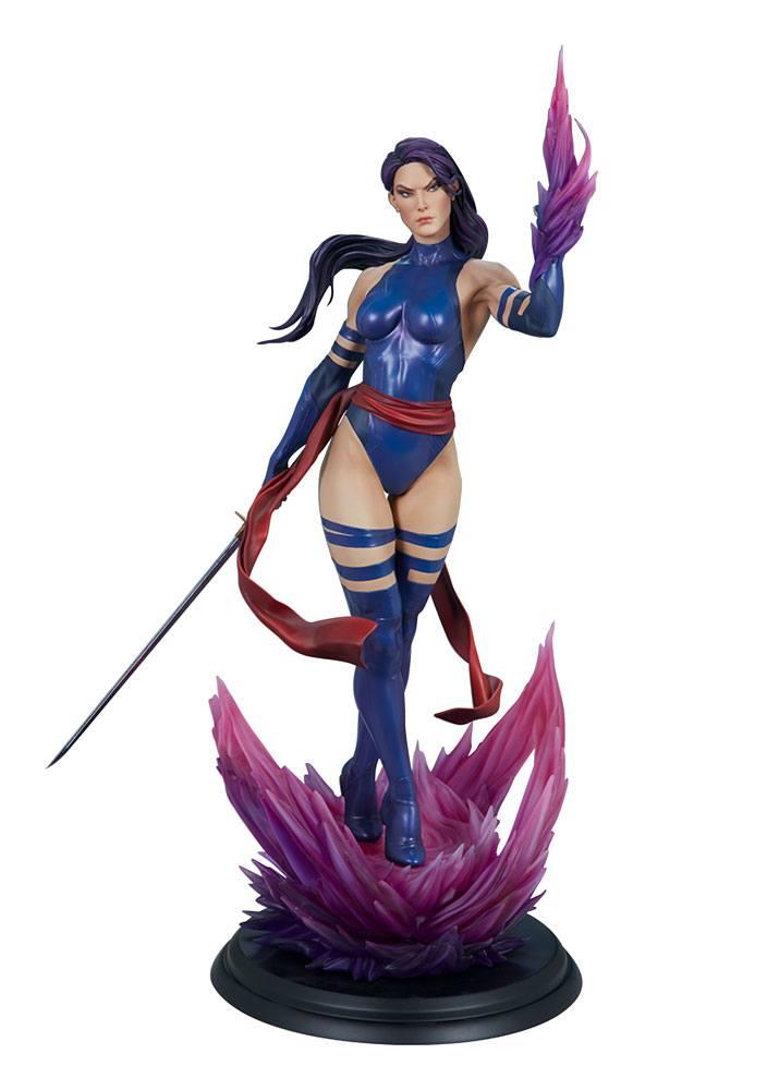 Statue Marvel Comics Premium Format Psylocke 55cm 1001 Figurines