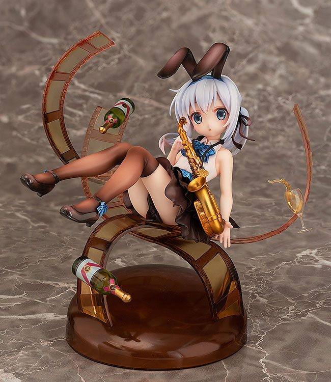 Statuette Is the Order a Rabbit Chino Jazz Style 16cm 1001 Figurines