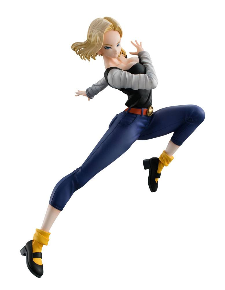 Statuette Dragon Ball Gals Android 18 Ver. IV 20cm 1001 Figurines