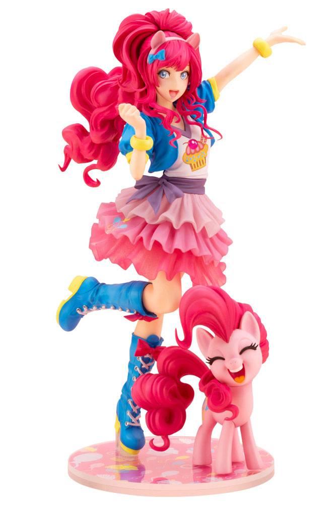 Statuette Mon petit poney Bishoujo Pinkie Pie 23cm 1001 Figurines