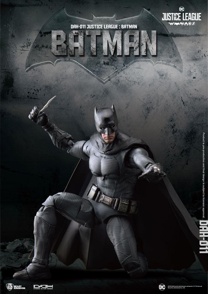 Figurine Justice League Dynamic Action Heroes Batman 20cm 1001 Figurines