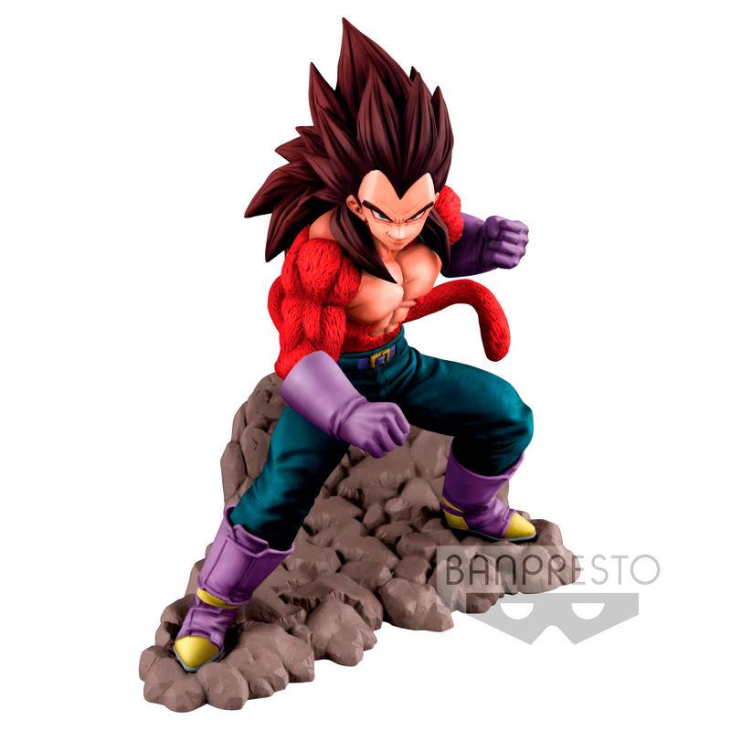 Figurine Dragon Ball GT Super Saiyan 4 Vegeta 16cm 1001 Figurines
