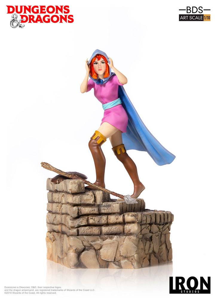 Statuette Dungeons & Dragons Art Scale Sheila The Thief 22cm 1001 Figurines