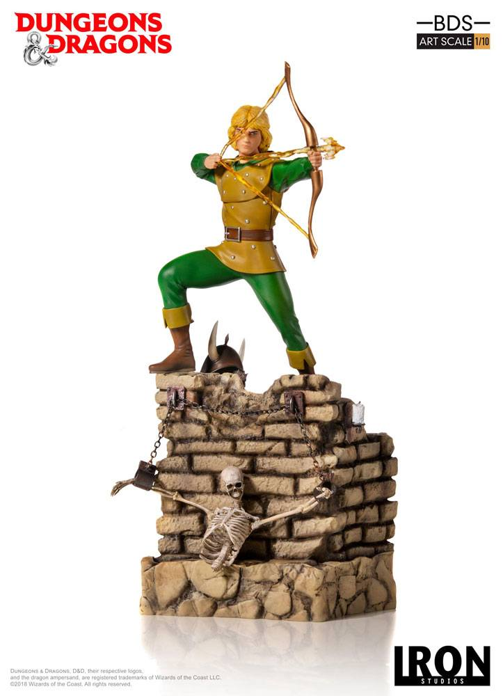 Statuette Dungeons & Dragons Art Scale Hank The Ranger 30cm 1001 Figurines