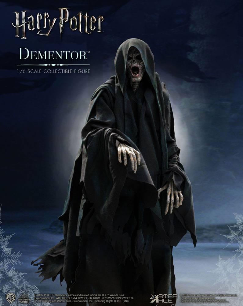 Figurine Harry Potter My Favourite Movie Dementor 30cm 1001 Figurines