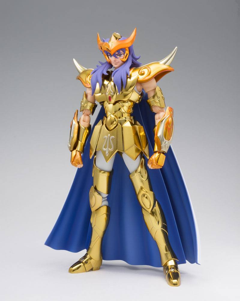 Figurine Saint Seiya Myth Cloth EX Milo du Scorpion Saintia Sho 18cm 1001 Figurines