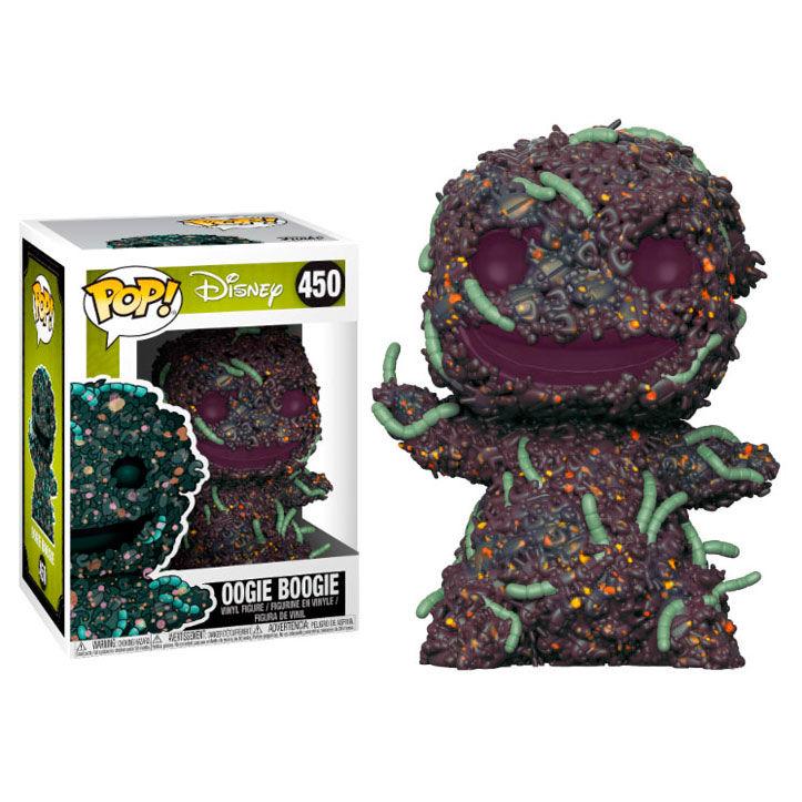 Figurine L´étrange Noël de Mr. Jack Funko POP! Oogie Boogie Bugs 9cm 1001 Figurines