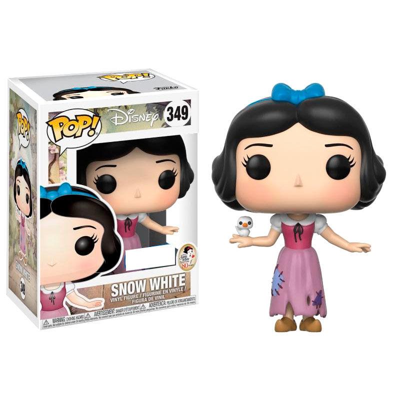 Figurine Blanche Neige et les Sept Nains Funko POP! Disney Blanche Neige Maid Outfit 9cm 1001 Figurines