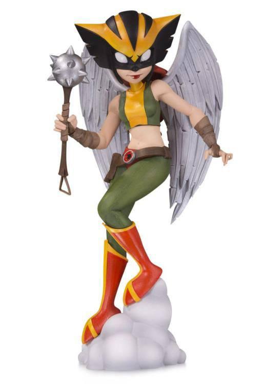 Statuette DC Artists Alley Hawkgirl by Zullo 18cm 1001 Figurines