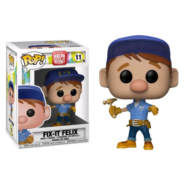Figurine Les Mondes de Ralph 2 Funko POP! Fix-It Felix 9cm 1001 Figurines