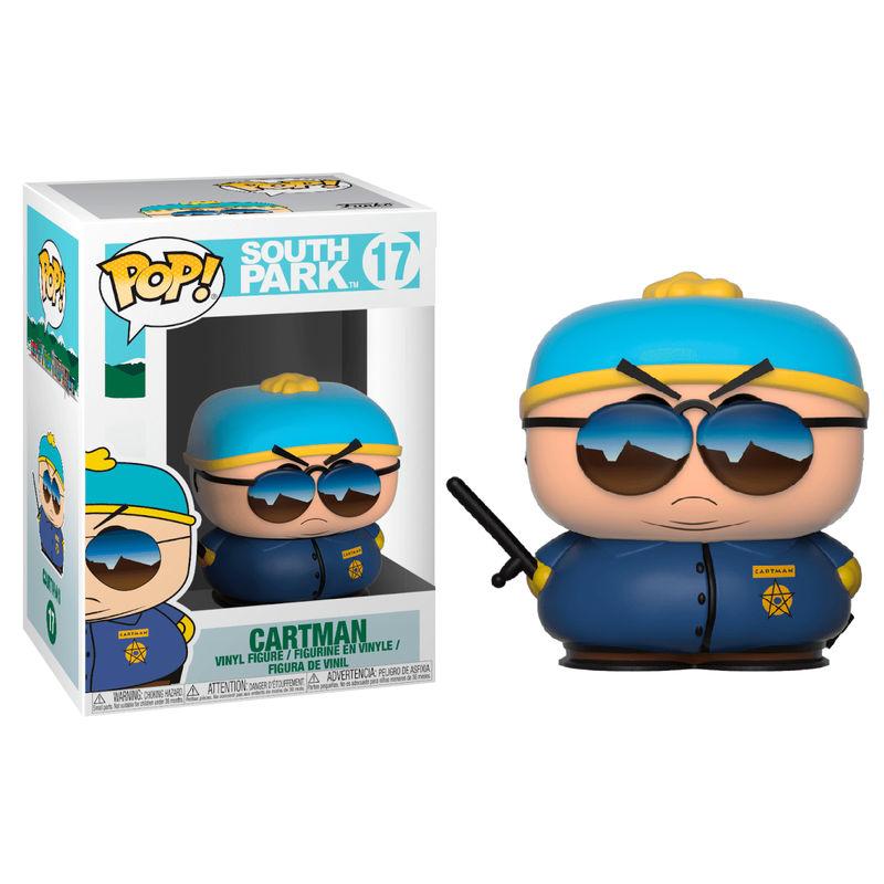 Figurine South Park Funko POP! Cartman 9cm 1001 Figurines