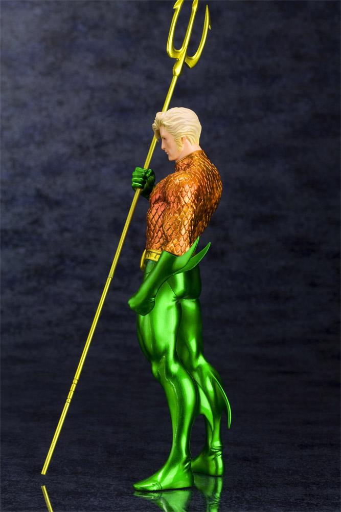 Statuette Aquaman DC Comics 19 cm 1001 Figurines 3