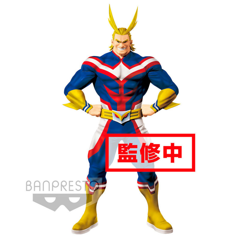Statuette My Hero Academia Age of Heroes All Might 20cm 1001 Figurines
