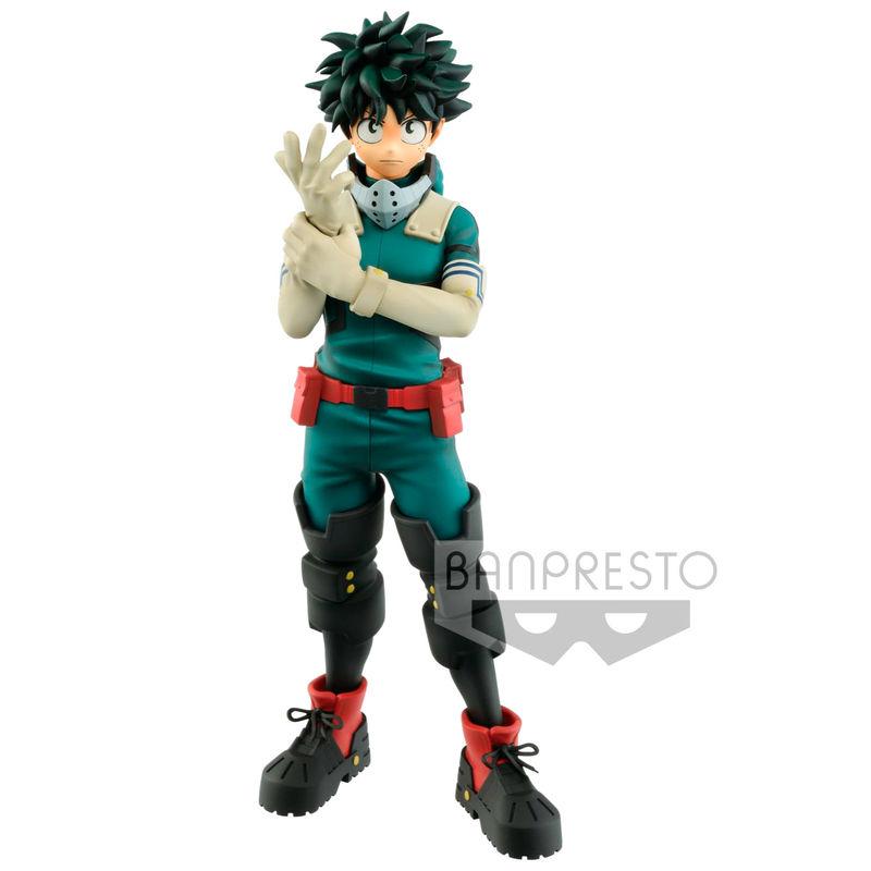Statuette My Hero Academia Age of Heroes Deku 16cm 1001 Figurines