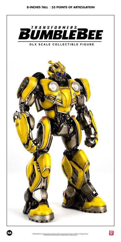 Figurine Bumblebee DLX Scale Bumblebee 20cm 1001 Figurines