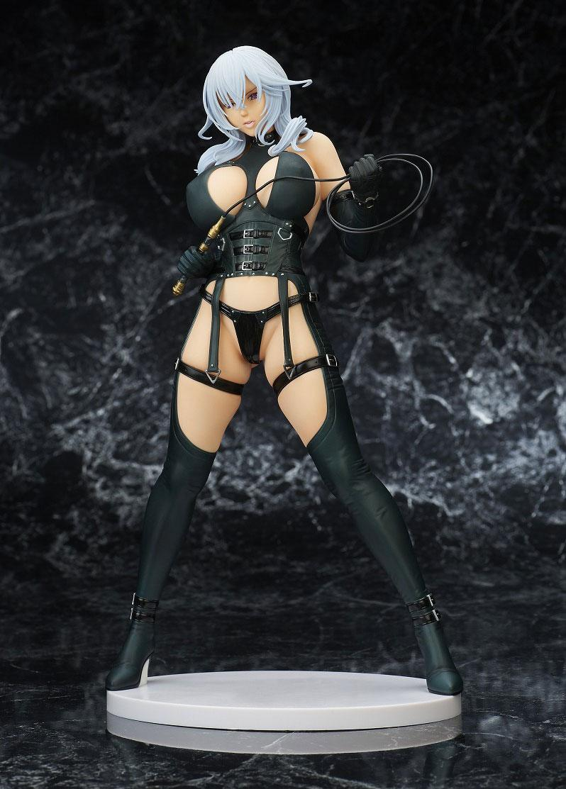 Statuette Rei Homare Art Works Silver Whip 32cm 1001 Figurines