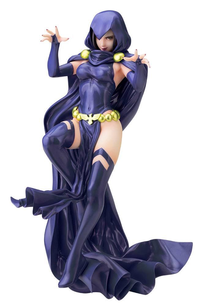 Statuette DC Comics Bishoujo Raven 2nd Edition 23cm 1001 Figurines