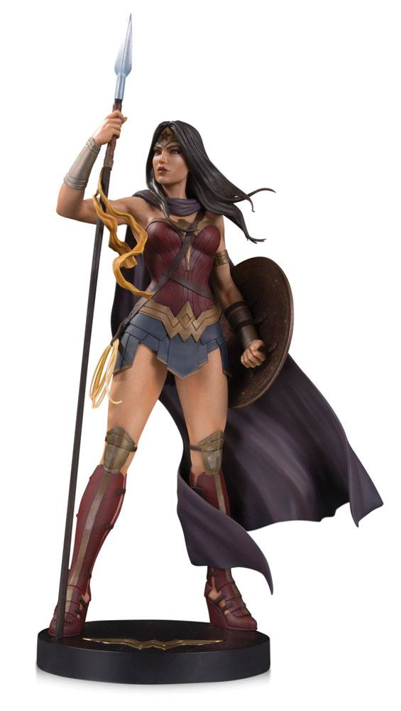 Statuette DC Designer Series Wonder Woman by Jenny Frison 39cm 1001 Figurines