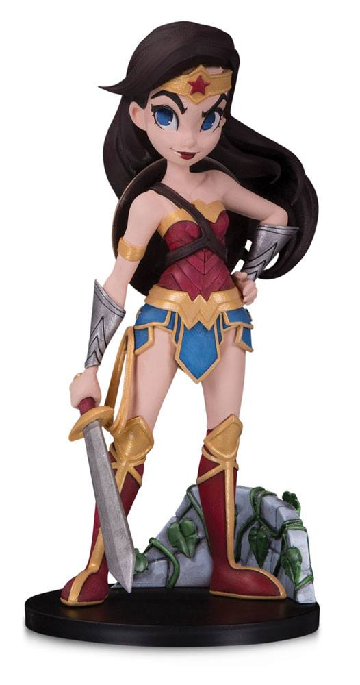 Figurine DC Artists Alley Wonder Woman by Chrissie Zullo 18cm 1001 Figurines