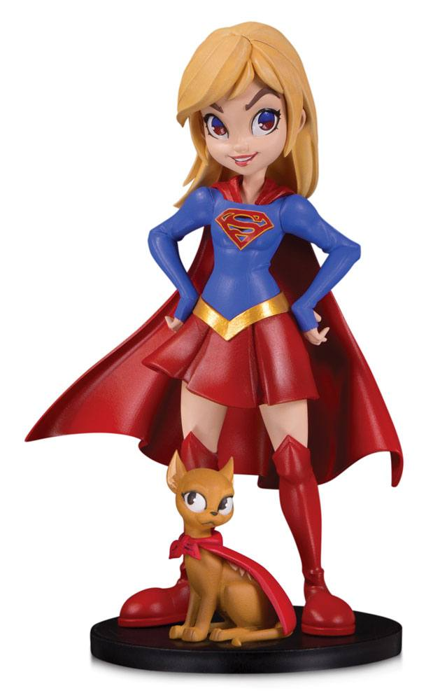 Figurine DC Artists Alley Supergirl by Chrissie Zullo 17cm 1001 Figurines