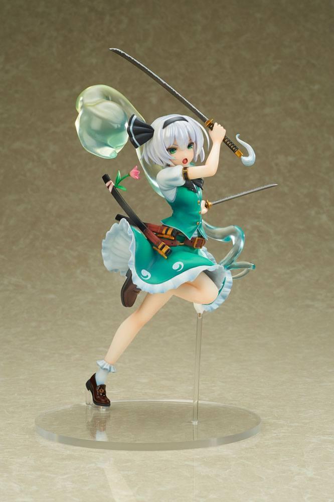 Statuette Touhou Project Youmu Konpaku 20cm 1001 Figurines