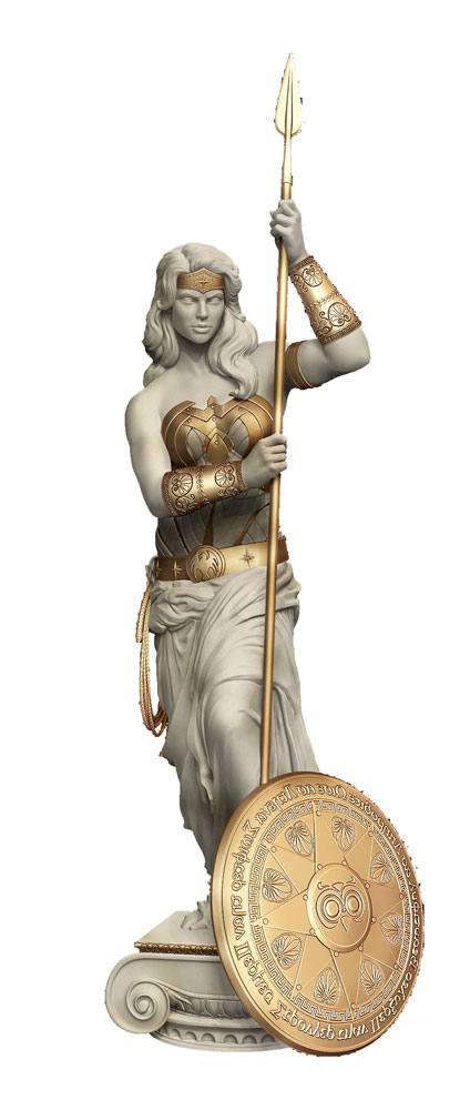 Statuette DC Comics Wonder Woman Princess of Themyscira 30cm 1001 Figurines
