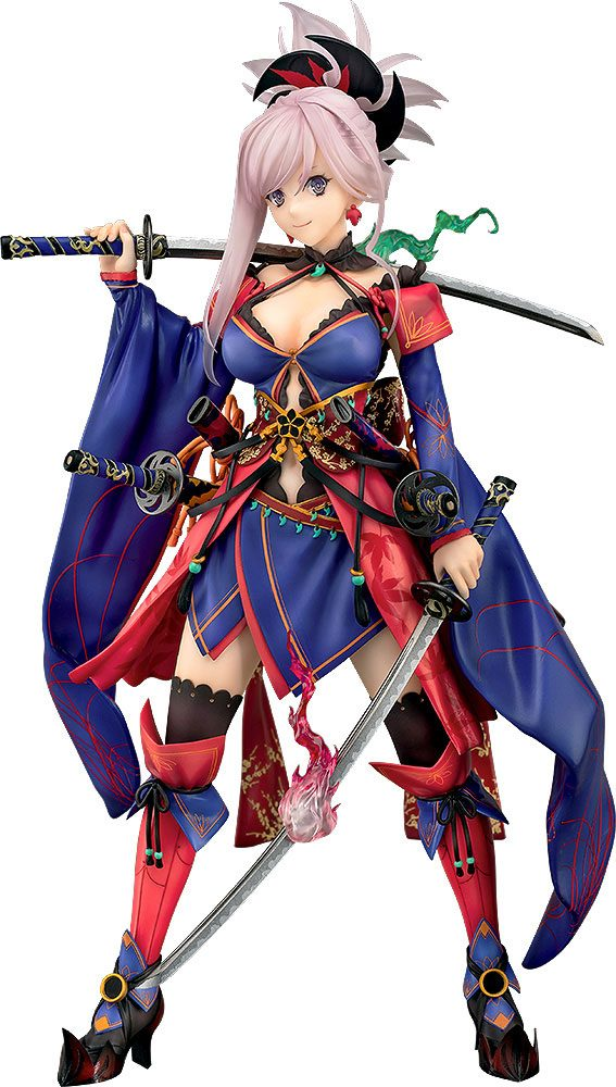 Statuette Fate Grand Order SaberMiyamoto Musashi 26cm 1001 Figurines
