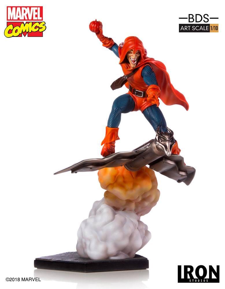 Statuette Marvel Comics BDS Art Scale Hobgoblin 30cm 1001 Figurines